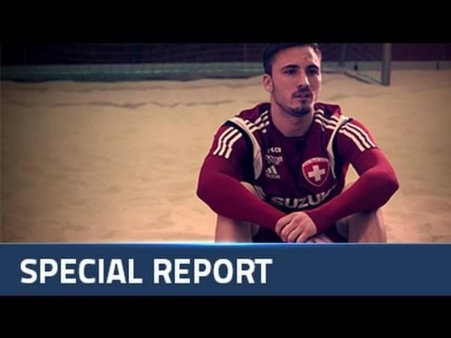 Noel Ott: The Messi of Beach Soccer