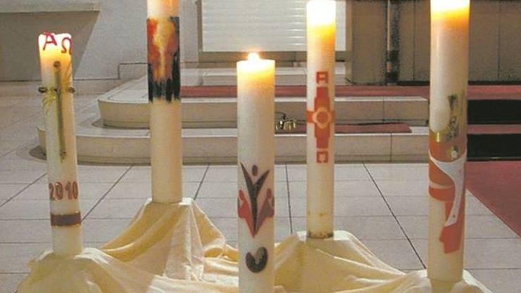 Die fünf Pfarreien spannen in Zukunft zusammen.