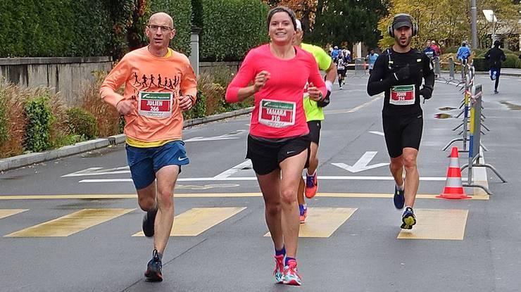 Lausanne:  Tamara Aderneuer landete  auf Platz 4 Overall