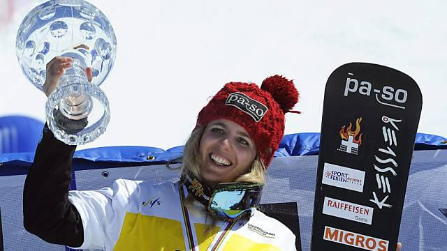 Patrizia Kummer gewinnt kampflos den Gesamt-Weltcup.
