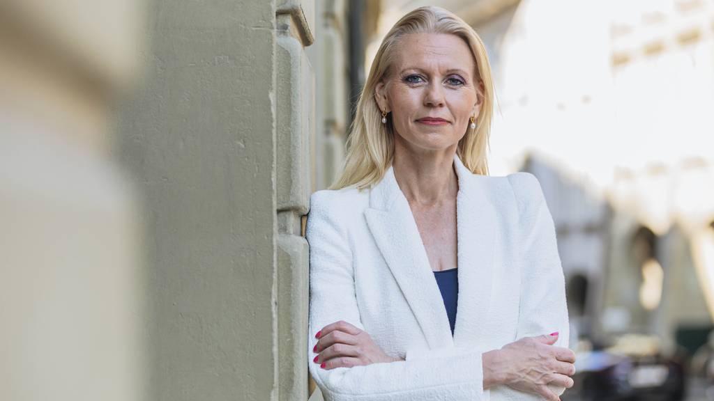 Aargauer Nationalrätin Lilian Studer neu an EVP-Parteispitze