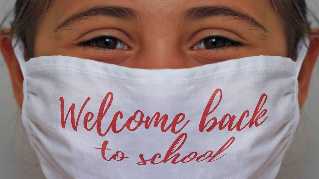 «Bereiten uns auf die Maskenpflicht an den Schulen vor»