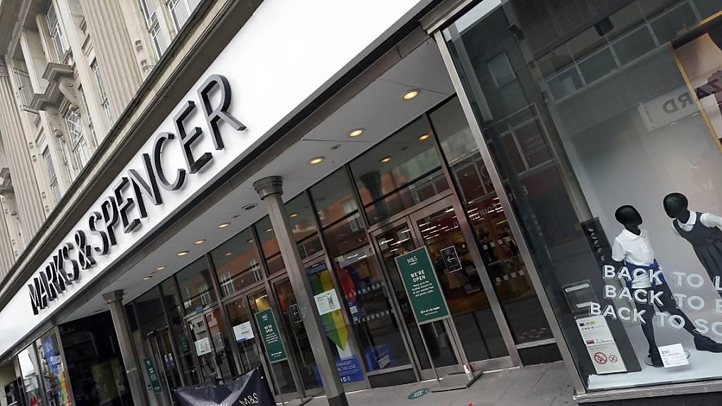 Marks & Spencer streicht Tausende Stellen