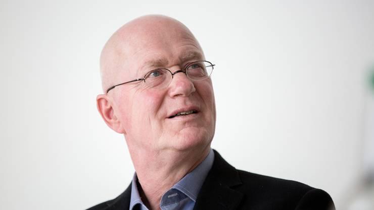 Er tritt als Parteipräsident der GLP Kanton Solothurn zurück: Georg Aemissegger.