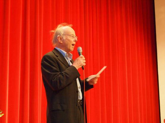 Stadtpräsident Toni Brühlmann