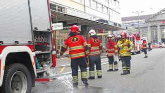 Brand in Mehrfamilienhaus in Biel - Neun Personen im Spital