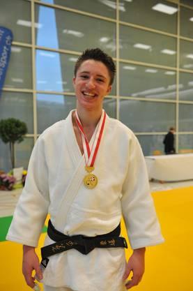 der Judo-Kämpfer Florian Droux,