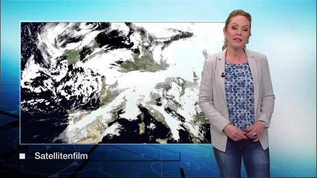 Die Wetterprognosen fürs Mittelland vom Montagabend, 11. Januar 2016.