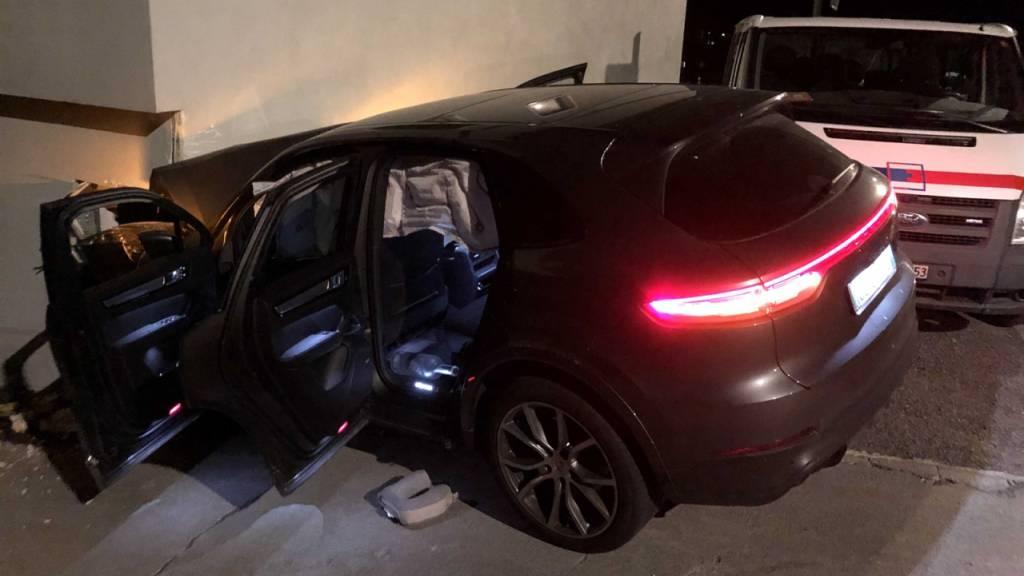 16-Jähriger verunfallt auf Strolchenfahrt mit Auto des Vaters