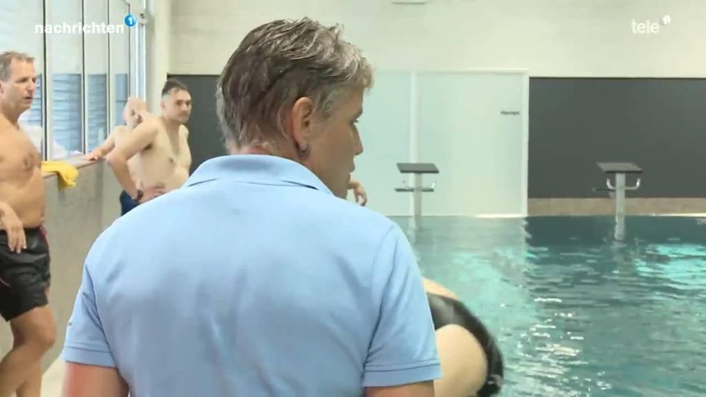 Rettungsschwimmer bangen um ihre Kurse