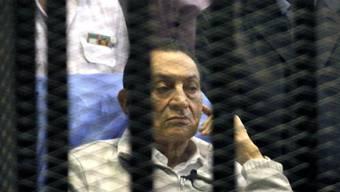 Ägyptens Ex-Präsident Mubarak droht ein weiterer Prozess (Archiv)