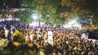 Viele Gäste, hohe Umsatzzahlen: Die Badenfahrt war für Vereine und Organisatoren finanziell ein Erfolg.