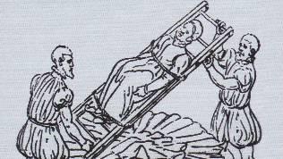 Überstanden die Angeklagten die Folter nicht ohne Geständnis, endeten sie auf dem Scheiterhaufen.  zvg