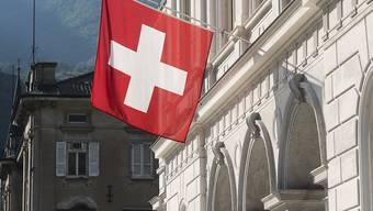 Das Bundesstrafgericht in Bellinzona hat in Abwesenheit des Angeklagten über den Datenklau bei der UBS befunden. (Archivfoto)