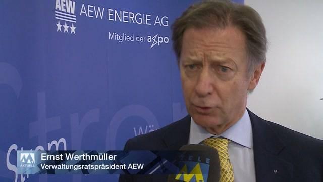 AEW Energie AG erhöht Gewinn um 13 Millionen