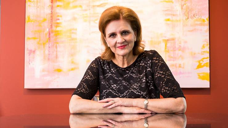 Die Arbeit in der Legislative kennt Doris Fiala aus dem Nationalrat. Nun möchte sie Zürcher Stadträtin werden.