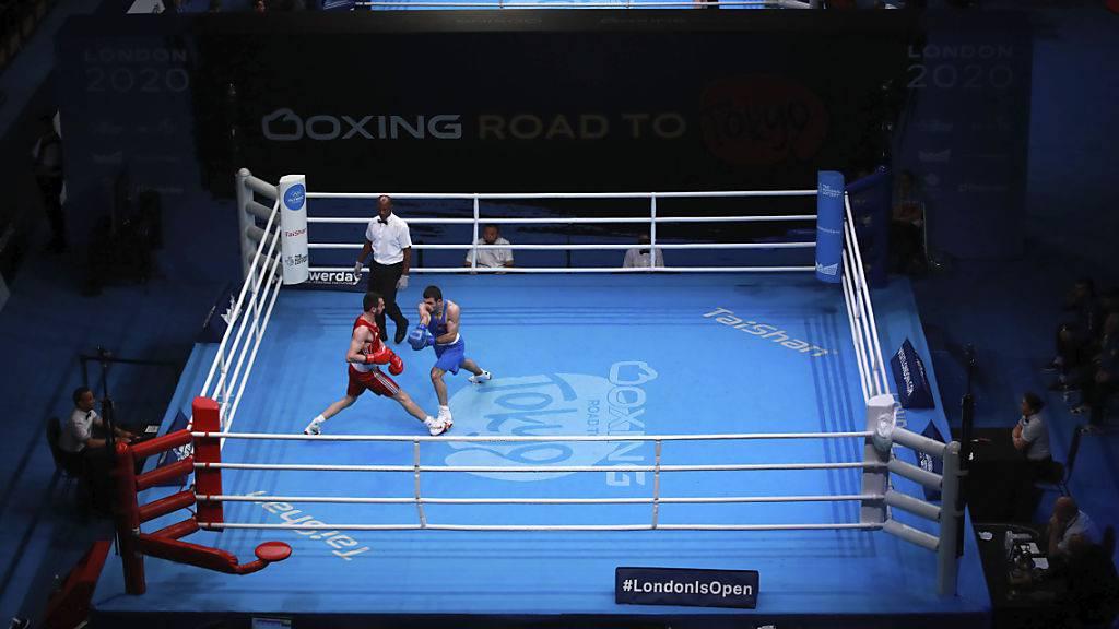 Boxer Ukë Smajli: Auszeit vom Olympia-Traum