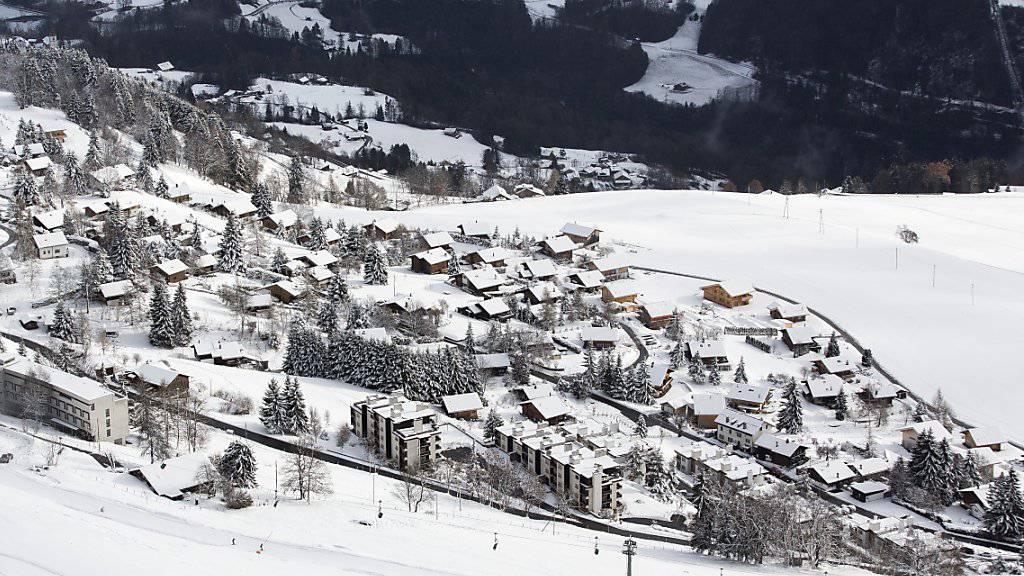 In den Bergen ist erneut Schnee gefallen (Archiv).