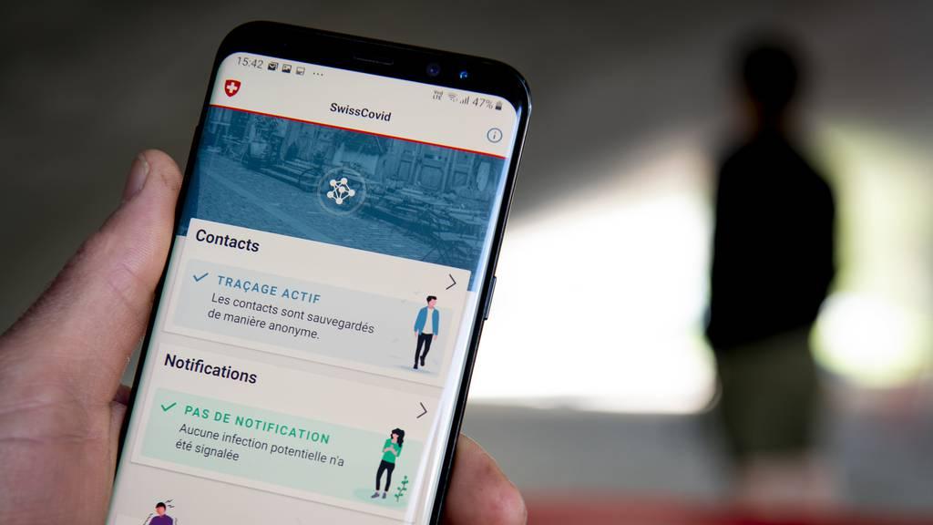 Bei Warnung der Covid-App: Tests sollen gratis sein