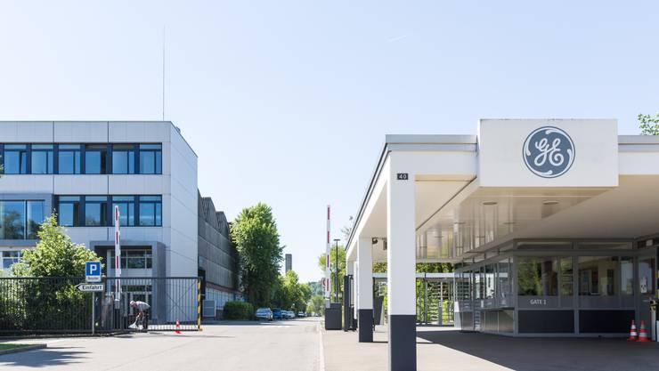 2014 arbeiteten 1500 Menschen für GE in Birr, jetzt sind es noch rund 400. Die Hallen sind zu gross für GE allein.
