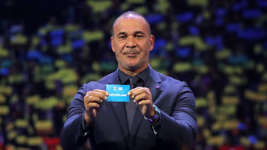 Schweiz trifft an Fussball-EM auf Italien, Türkei und Wales