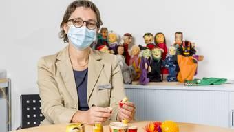 Bei der Behandlung im Ambulatorium Dietikon zum Zuge kommen oft auch Spielsachen. «Es ist einfacher für Kinder, gewisse Situationen und Gefühle spielerisch mit Fantasiebeispielen darzustellen», sagt Oberärztin Gabriela Schief.