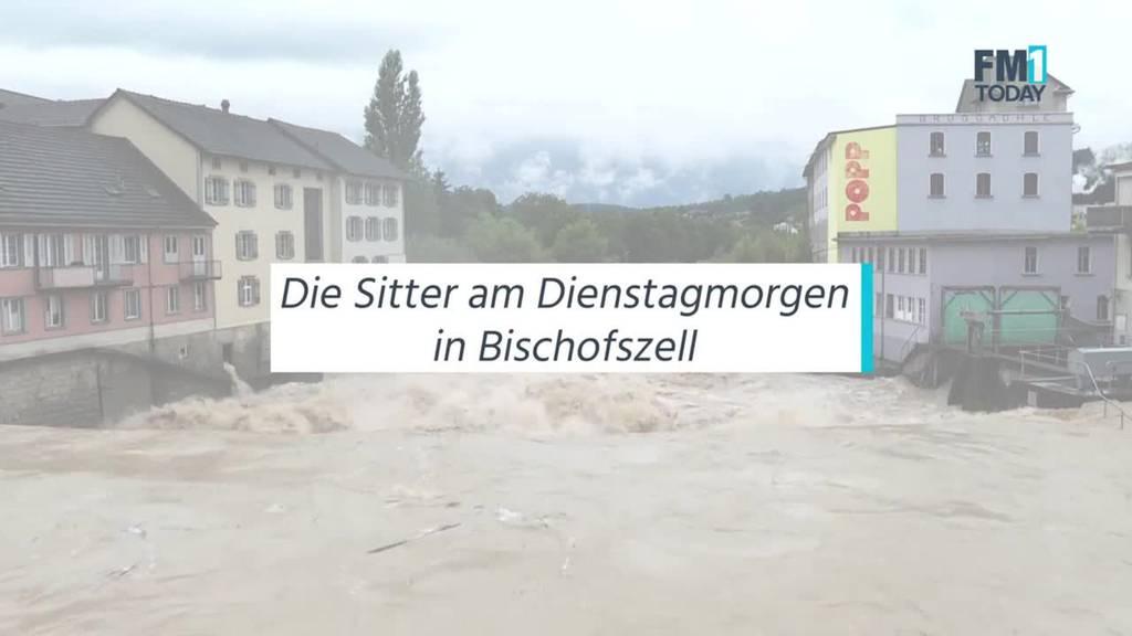 Enorme Regenfälle – «Müssen die Camper am Ufer warnen»