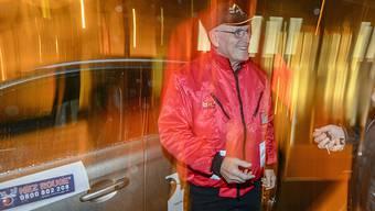 Bis zum Neujahrstag fahren die Freiwilligen von Nez Rouge Personen nach Hause, die keinen klaren Blick mehr haben. Über 18'400 Personen haben den Dienst bis zum Stephanstag genutzt. (Archivbild)