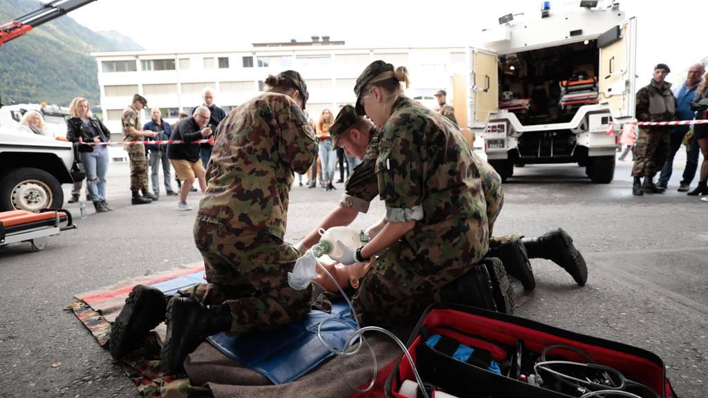Soldaten müssen bei Heimreise aus Kosovo nicht mehr in Quarantäne