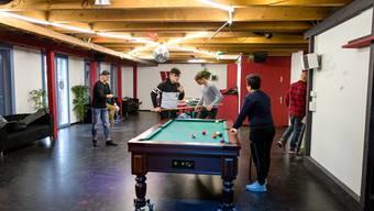 Der Verein «Bunker Auenstein» und der Gemeinderat wollten sich für einen Jugendtreff starkmachen. (Im Bild: Jugendtreff Double You in Windisch)