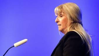Swatch-Verwaltungsratspräsidentin Nayla Hayek (Archiv)