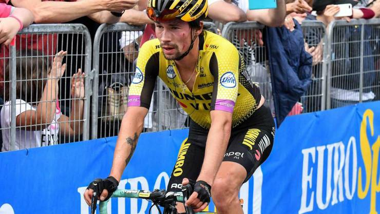 Primoz Roglic wird laut seinem Team auf einen Start an der Tour de France verzichten