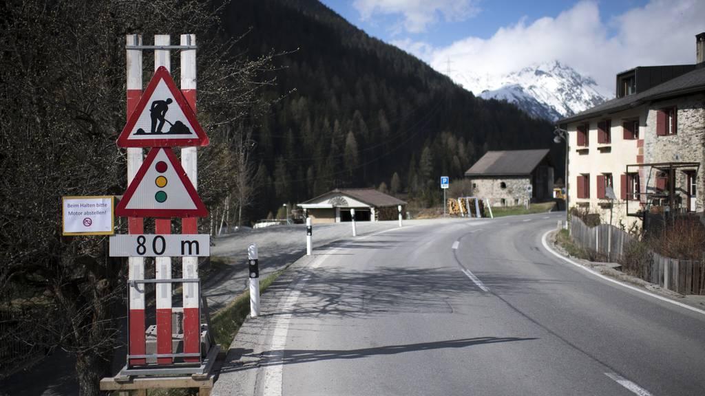 Bündner Baufirmen mit 11 Millionen Franken gebüsst