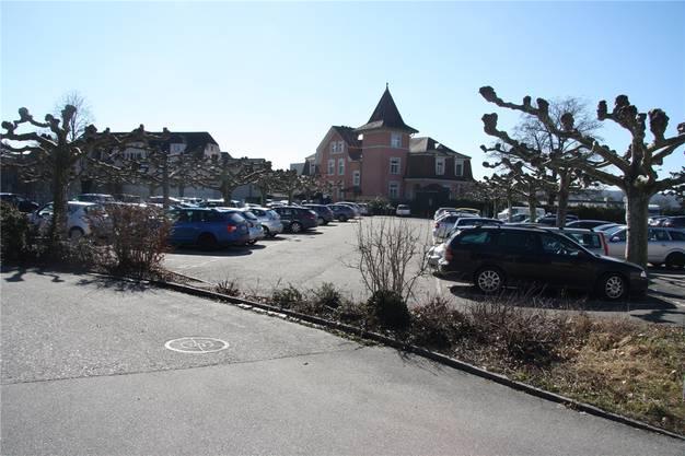 Der dem Verein Basilea gehörende Parkplatz neben dem Magnolienpark wäre ein neuer Standort.