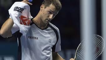 Marco Chiudinelli verlässt die ATP-Tour
