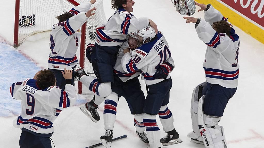 USA gewinnen nordamerikanischen Final an der U20-WM