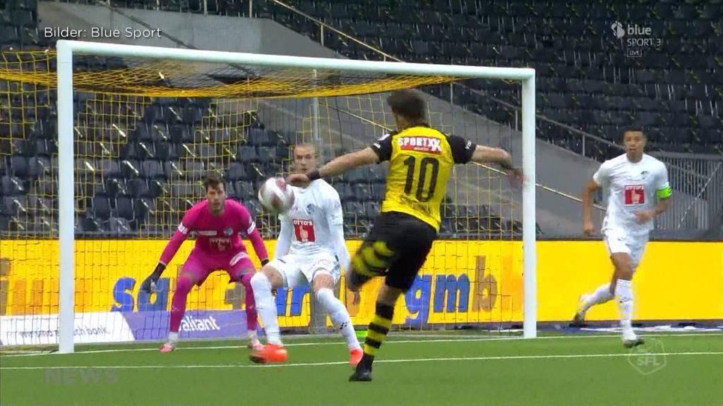 Super League: YB empfängt den FC Luzern