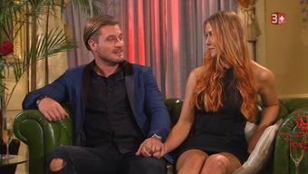 Bachelor Joel und seine Ludmilla kämpfen mit einem sprachlichen Röstigraben.