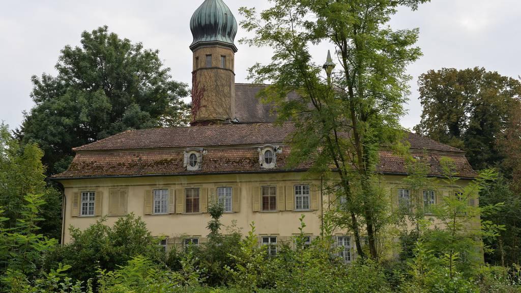 Das Schloss Luxburg in Egnach steht zum Verkauf.