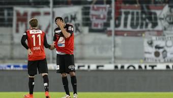 Bilder FC Sion - FC Aarau