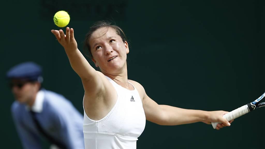 Vierter ITF-Titel von Lulu Sun