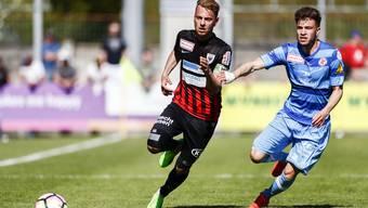 Das letzte Spiel gegen Winterthur ging mit 2:3 verloren.