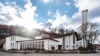 Die Kirchengänger kommt einmal im Monat in den Genuss des Kirchenchor-Gesangs.