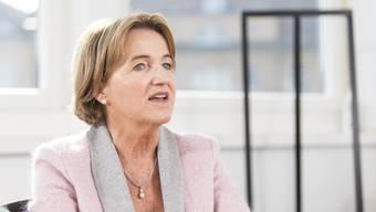 Renate Gautschy gehört dem Gemeinderat seit Anfang 1998 an.