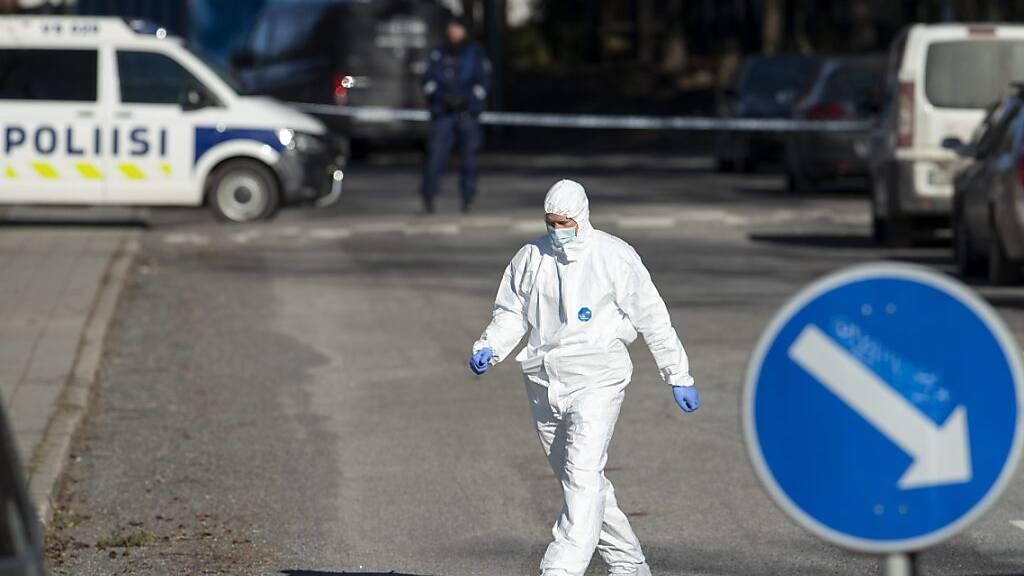 Zwei Menschen im finnischen Turku getötet – Mordermittlungen