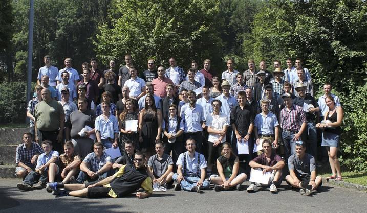 Erfolgreiche Absolventen und Absolventinnen der Liebegg.