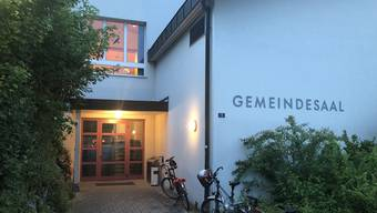 Gemeindesaal Nassenmatt in Aesch.