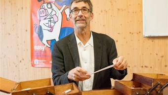 Nähkästchen Dominik Egli, Stadtreinigung Basel