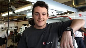 Fabio Leimer ist GP2-Meister