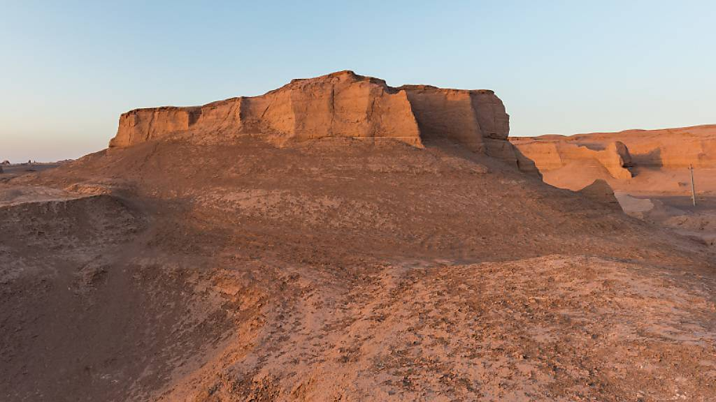 Forscher fanden an heissestem Fleck der Erde lebende Urzeitkrebse